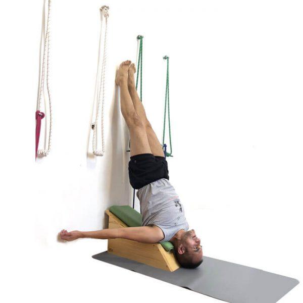 shimhasana box para yoga