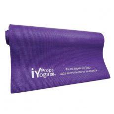 tapete para práctica de yoga