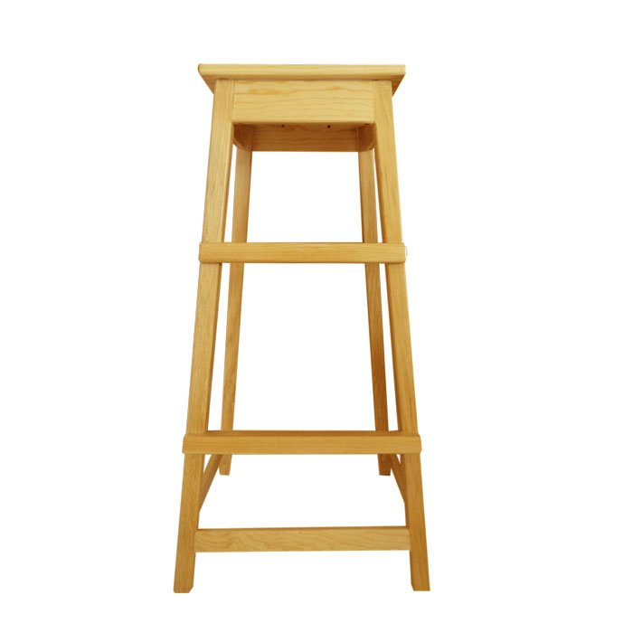 tall stool yoga props